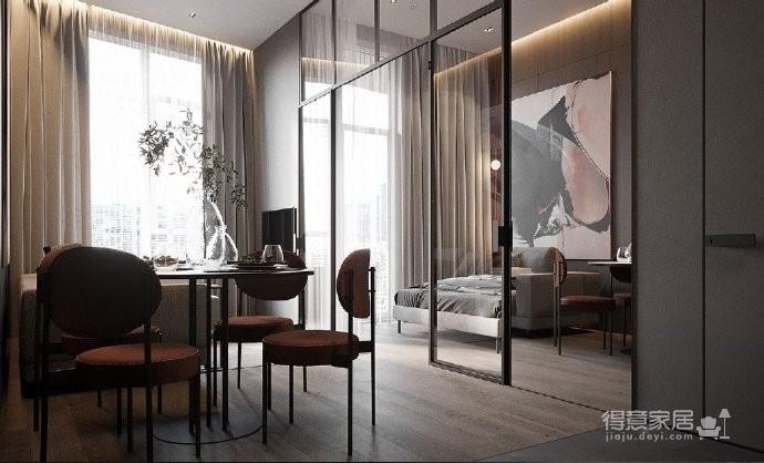 精致优雅小公寓