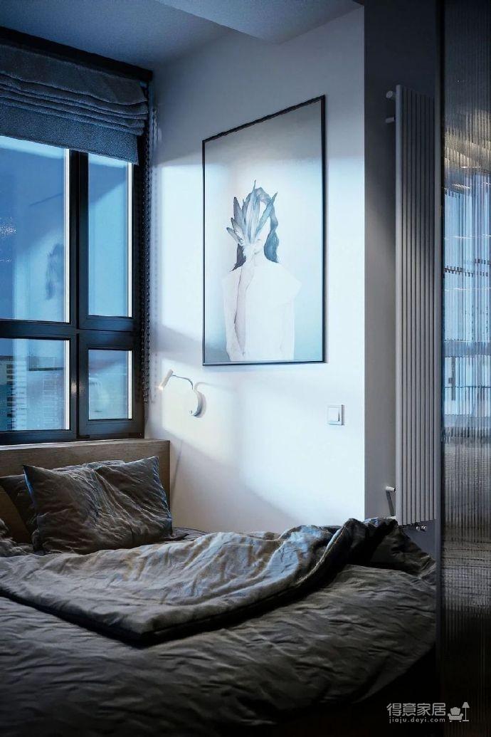 41㎡一居室,也能如此漂亮