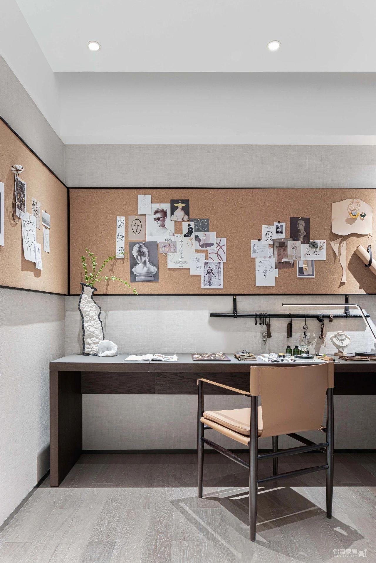 现代轻奢,用安静与艺术创造品质图_11