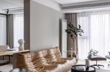 87㎡现代简约两居室设计图_3