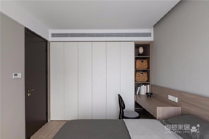 87㎡現代簡約兩居室設計