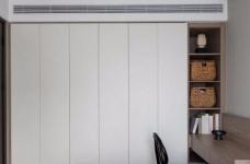 87㎡现代简约两居室设计图_4