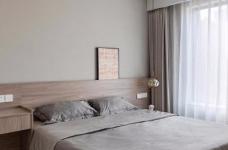 87㎡现代简约两居室设计图_6