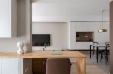 87㎡现代简约两居室设计图_9