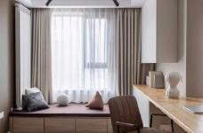 87㎡现代简约两居室设计图_7