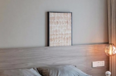 87㎡现代简约两居室设计图_8