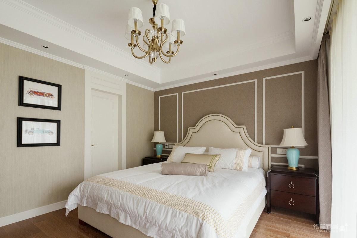 【金桥庭院】113平三室两厅美式风