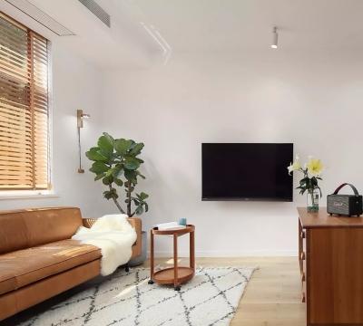 97㎡舒适北欧3室2厅,打造精致文艺的复古腔调