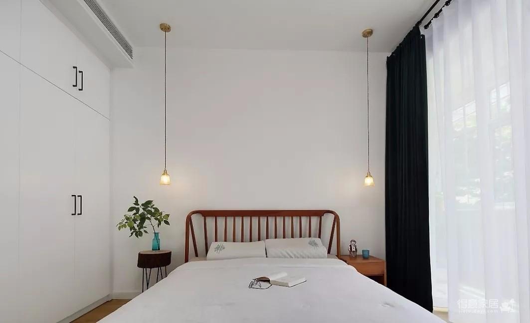 97㎡舒适北欧3室2厅,打造精致文艺的复古腔调图_6