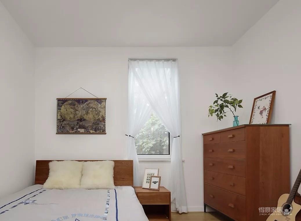 97㎡舒适北欧3室2厅,打造精致文艺的复古腔调图_7