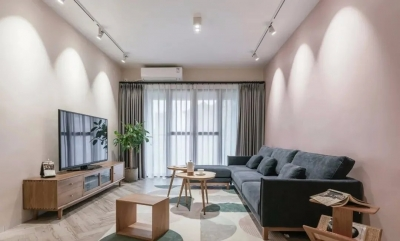 业主希望新家空间宽敞,内外通透,让整个空间充满自然的光感。