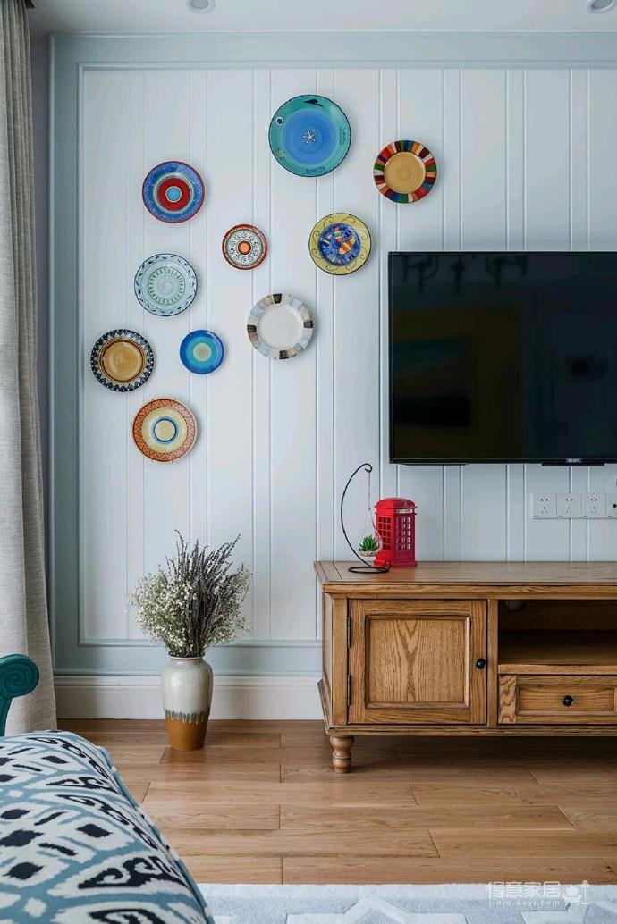 用色彩注入活力,让家的每个角落都新鲜,散发着花儿的味道,感受春天的气息图_2