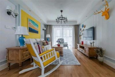 用色彩注入活力,让家的每个角落都新鲜,散发着花儿的味道,感受春天的气息