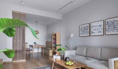 日式风格三居室
