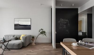 90平北欧两室两厅