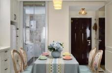 80㎡美式轻奢两居室风格设计图_5