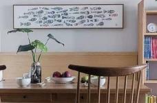 日式风格三居室图_3