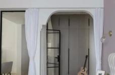 两居室改成主卧+衣帽间+休闲室的套间,住起来太爽了!图_5