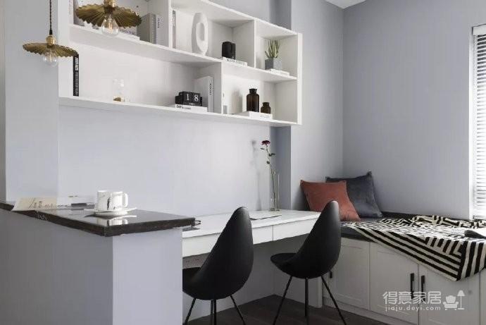 清新北欧风格家居设计图_3