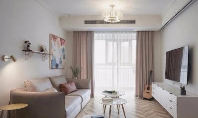 两居室改成主卧+衣帽间+休闲室的套间,住起来太爽了!