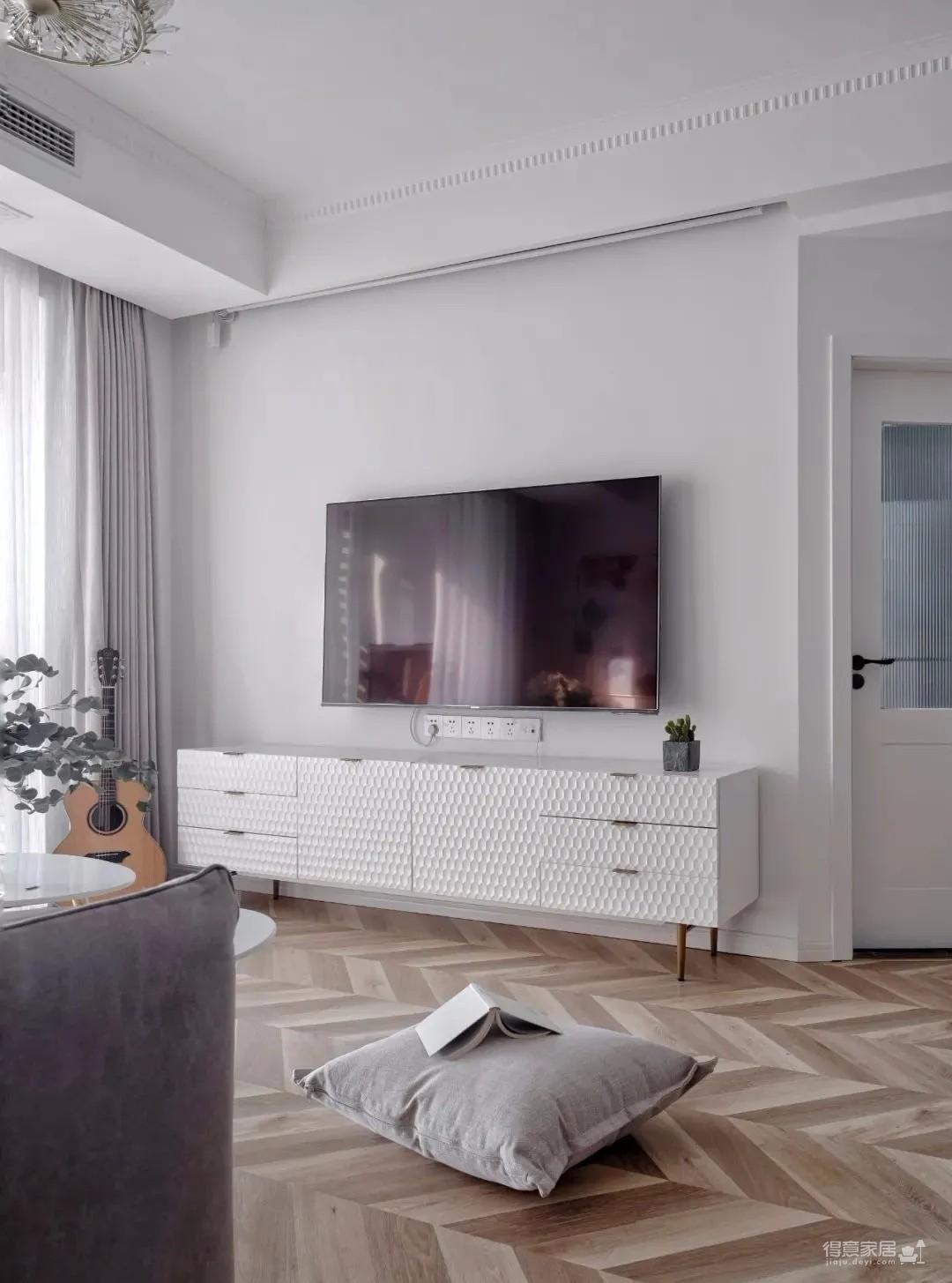两居室改成主卧+衣帽间+休闲室的套间,住起来太爽了!图_4