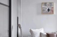两居室改成主卧+衣帽间+休闲室的套间,住起来太爽了!图_13