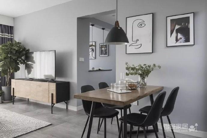 清新北欧风格家居设计