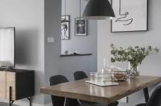 清新北欧风格家居设计图_8