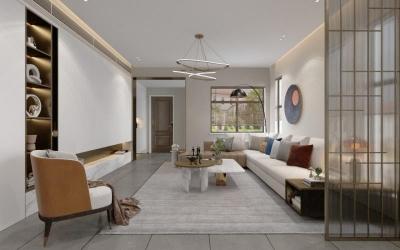 碧桂园360平-现代风格