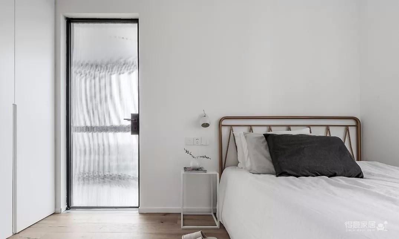130㎡簡約北歐3室2廳,清新有氧的舒適生活