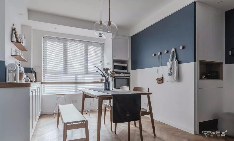 125㎡舒適北歐3室2廳,享受美好生活里的儀式感圖_9