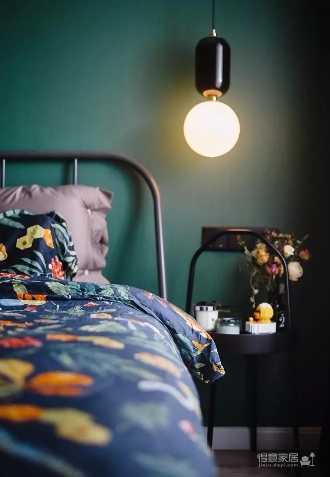 90㎡舒適北歐2室2廳,顏值與格調兼備的自然生活