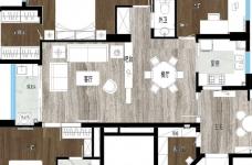 冶建花園164平-美式風格圖_5