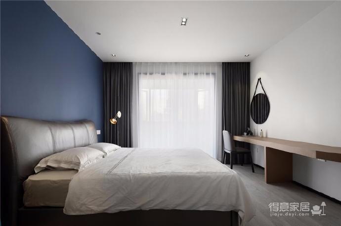 175㎡现代简约三居室设计