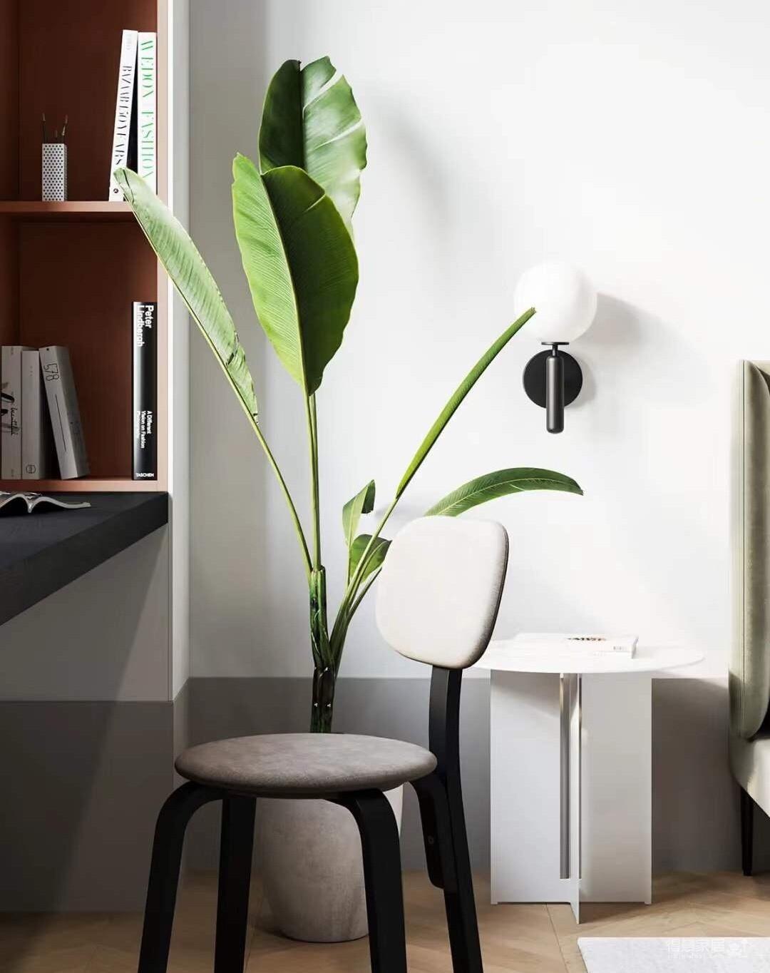 79㎡温馨而优雅的两房两厅,步入式衣帽间才是亮点!
