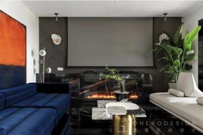 以爱之名、以乐为筑,东湖边的280平大宅,优雅又温暖!