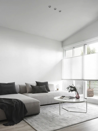 149㎡纯白原木空间,素雅舒适是家的灵魂!