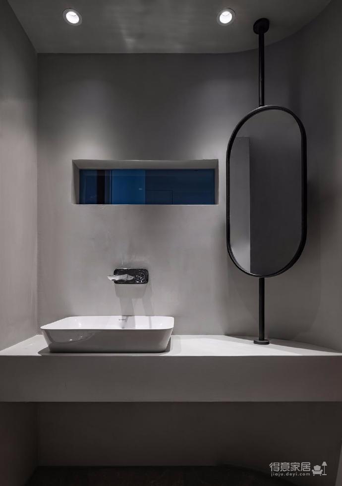 125㎡现代风格装修,这个设计空间的光影层次更丰富,白色能呈现出最自然纯粹的本质还不错图_9