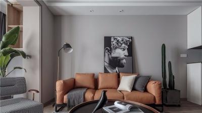 87㎡轻奢北欧2室2厅,捕捉品质生活的细腻与精髓