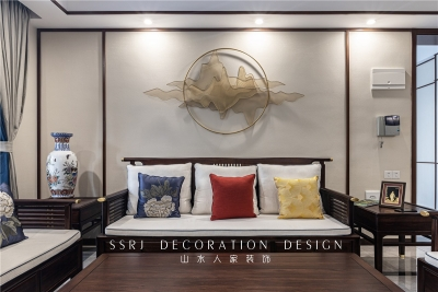 锦绣龙城120平3室2厅新中式