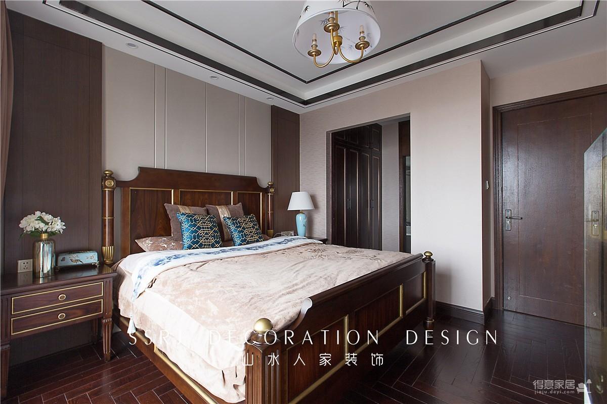 140平三室两厅广电兰亭时代中式图_14