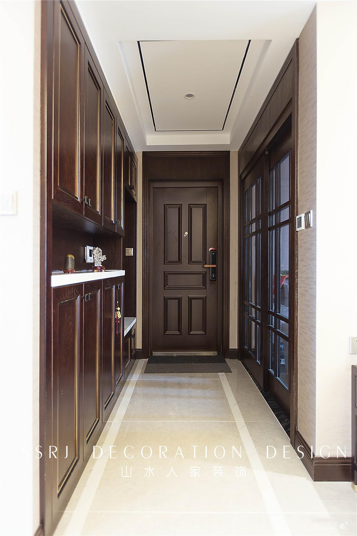 140平三室两厅广电兰亭时代中式图_3