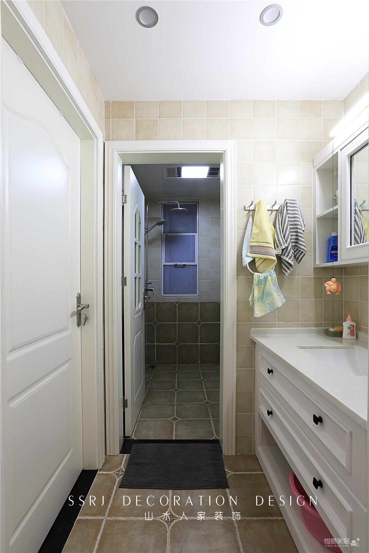 【金地自在城】92平三室两厅简美