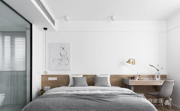 现代简约的黑白设计