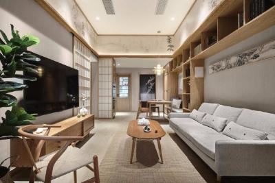 设计一个家其实就是在做一个艺术品,而这个艺术品能否具有长久的美观性和实用性,恰恰就是考验设计师功力的地方