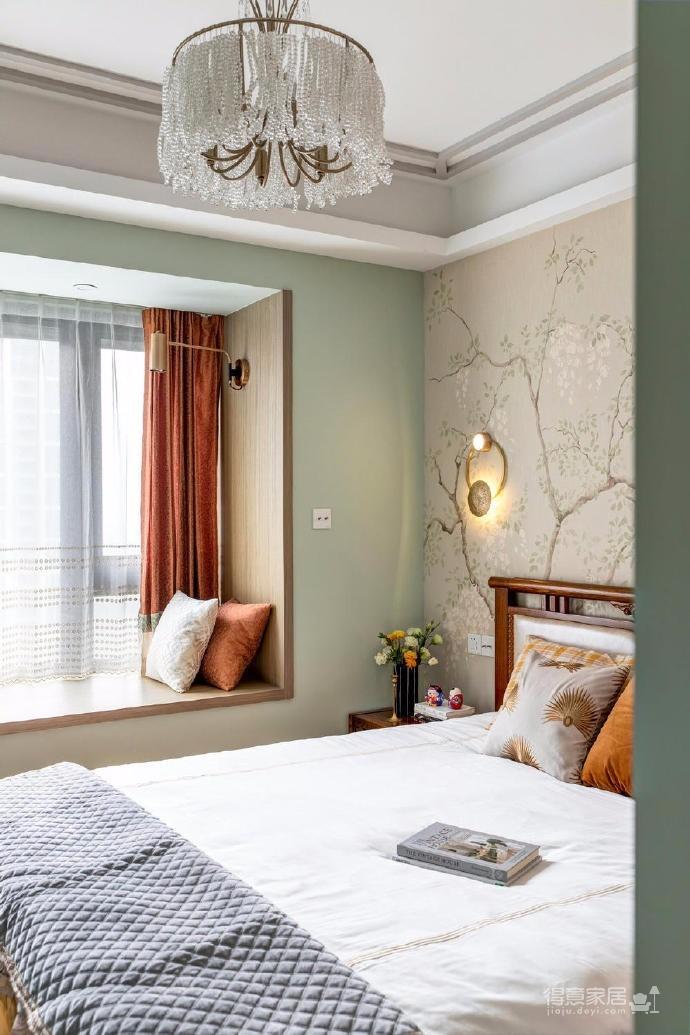 中性蓝加主体浅白色 灰色的基调来客厅的混搭颜色, 用软装来点缀出空间冷暖的比例