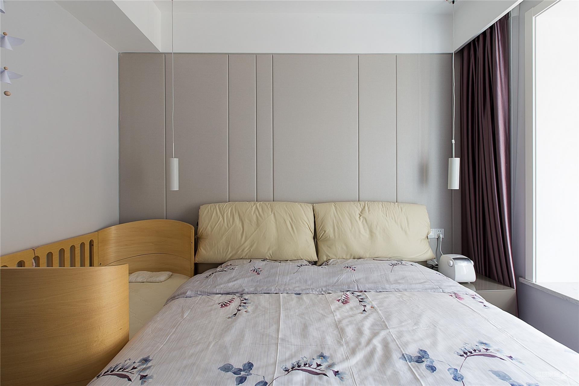 120平超大客厅现代简约