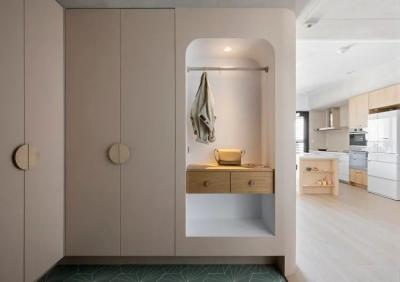 开放式家居空间,满足一家四口的美好生活!