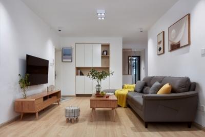 78m²日式空间,在家也能宅出美好!