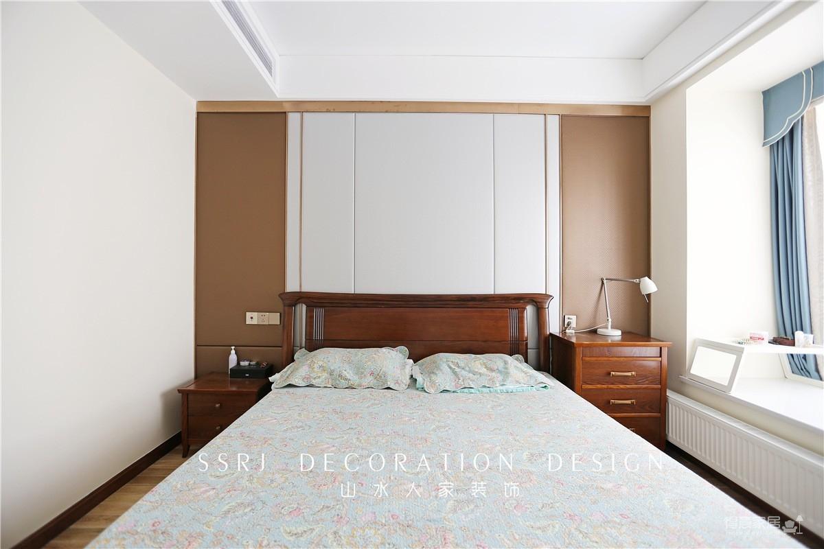 【国际188社区】112平米三室两厅新中式